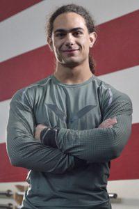 IWF record breaker, IWF championships, Harrison Maurus, Auburn Riverside High, Alpha Strength Conditioning