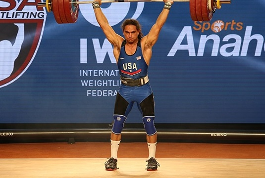 Harrison Maurus, Badass with a Barbell