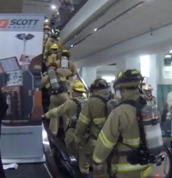 VRFA, Valley Professional Fire Fighters, Local 1352, Stairclimb, Columbia Center