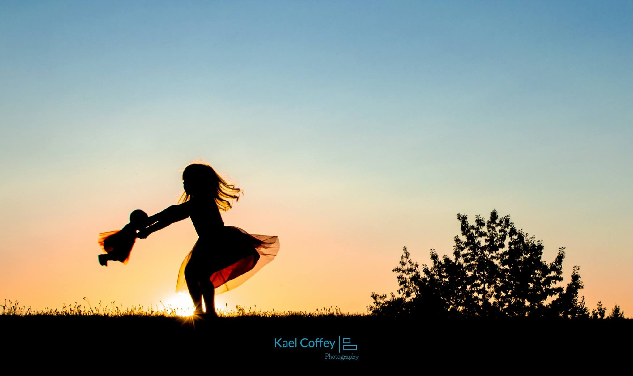 Sunset Park, silhouette photography, silhouette photo, auburn park, state of the city