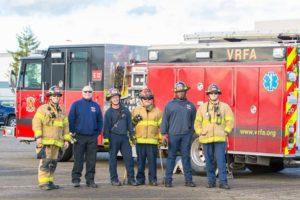 VRFA, Valley Regional Fire Authority