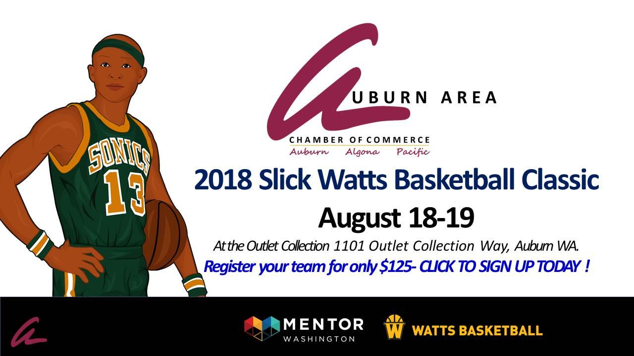 Inaugural Slick Watts 3on3 Basketball Tournament comes to Auburn