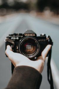 camera, selfie