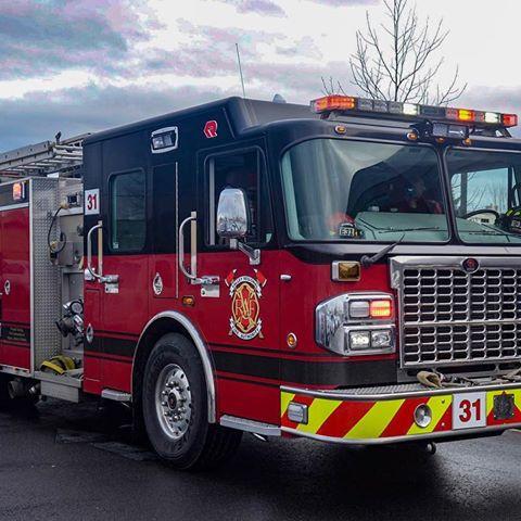 Vrfa, valley regional fire Authority, auburn fire Department, auburn wa, fire engine, engine 31,