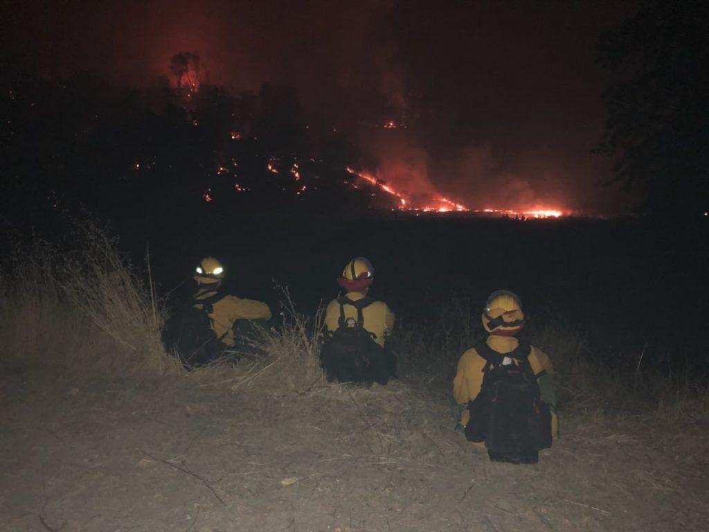 wildfire, washington wildfire, vrfa, valley regional fire authority, wildfire strike team