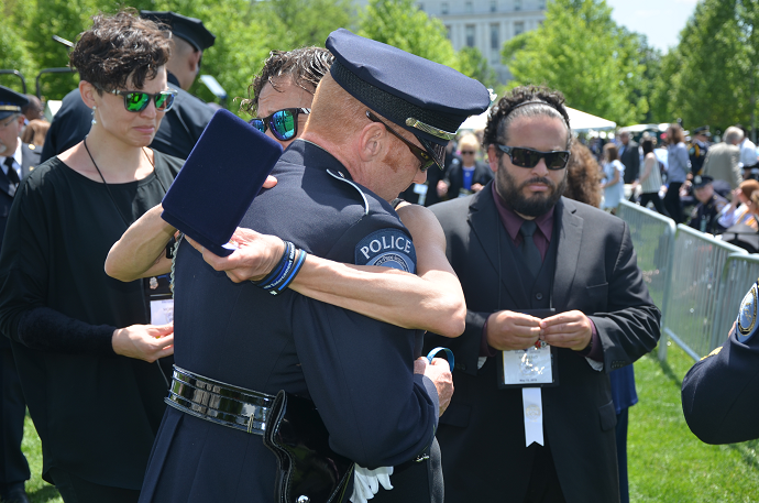 diego moreno, kent police department, lizzie lee, KPD, kent wa, Kent washington, national police memorial ceremony, annual peace officers memorial, officer diego moreno, david moreno, kpd honor guard, auburn wa,