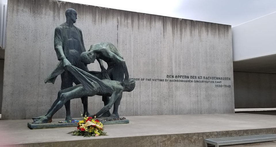 Sachsenhausen Concentration Camp, Sachsenhausen, Berlin Concentration Camp