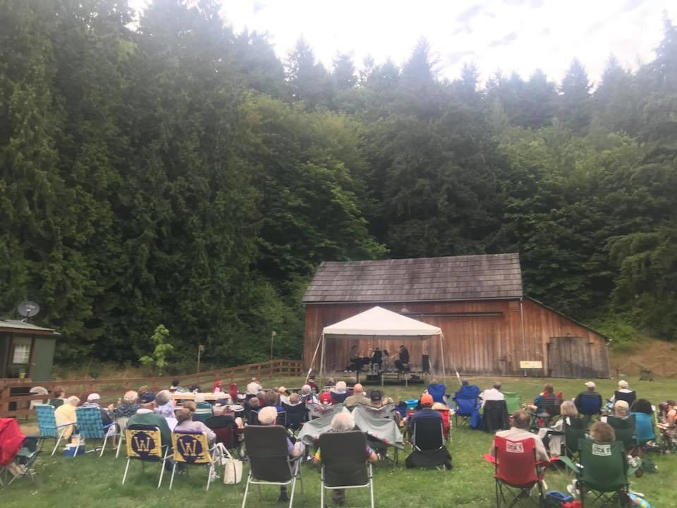 Rachel DeShon, auburn symphony, auburn symphony orchestra, mary olson farm, summer concert series, auburn wa, auburn wa symphony