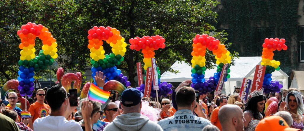 Toni Reed, pride, gay pride parade, gay pride, seattle pride, pride safety, lgbtq pride, pride week