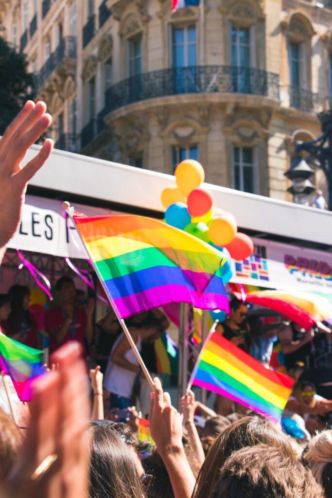 lgbtq, lgbtq+, lgbtqa+, gay pride, pride, seattle pride, pride safety tips