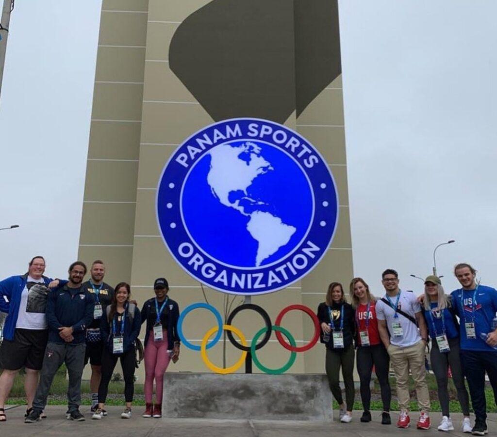 team usa weightligting, pan american games 2019 schedule, weightlifting pan american games, harrison maurus
