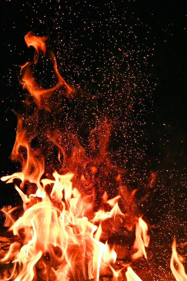 bonfire, bon fire, burn ban, huge fire,