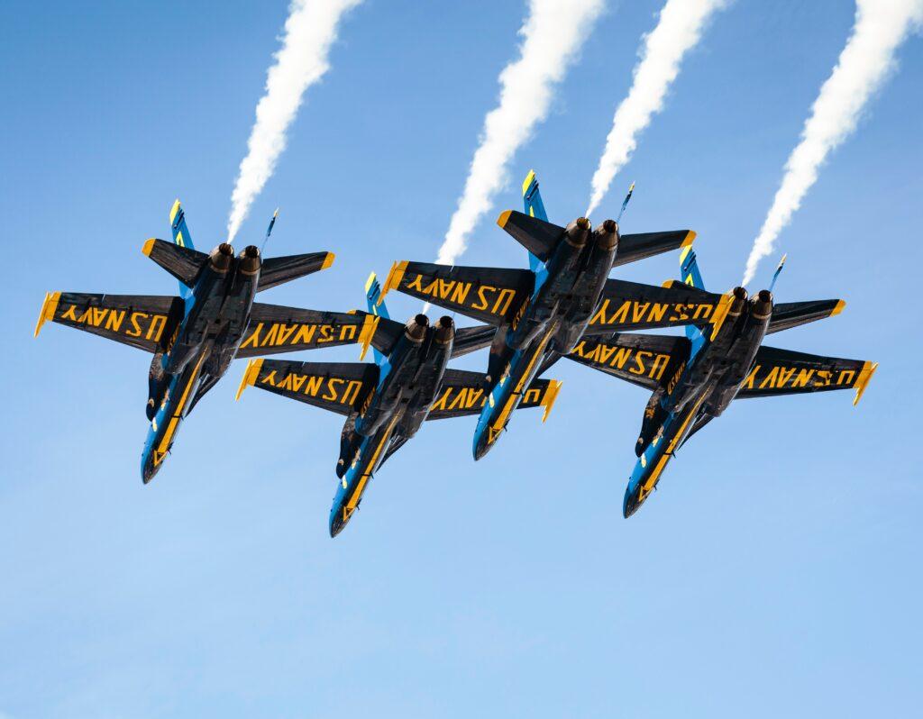 blue angels, seafair, blue angel jets, sea fair, blue angel flying