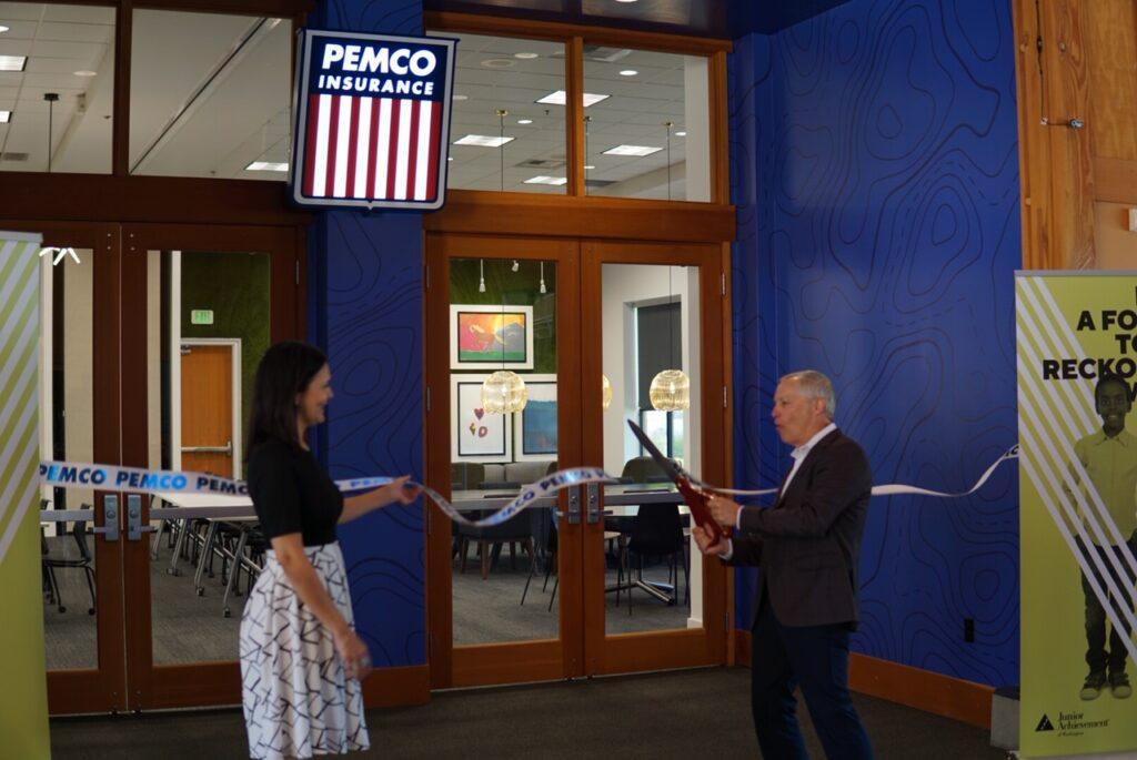 junior achievement center, pemco achievement zone, auburn junior achievement center