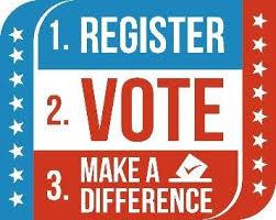 register to vote, registering students, voter registration