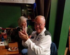 vote 2019, auburn election results, oddfellas, election night, bob baggett
