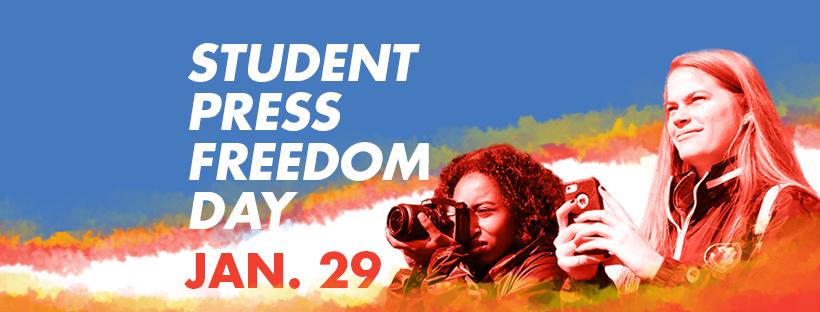 student press freedom day, student journalism, student newspaper