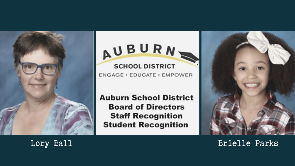 ASD, Brielle Parks, Brielle Parks evergreen heights, auburn wa Brielle Parks, Brielle Parks student of the month,Student of the month 2020, november student of the month, asd, auburn school district,asd board of directors, staff member of the month 2020, november staff member of the month, asd, auburn school district, lory ball, lory ball auburn school district, lory ball auburn high school