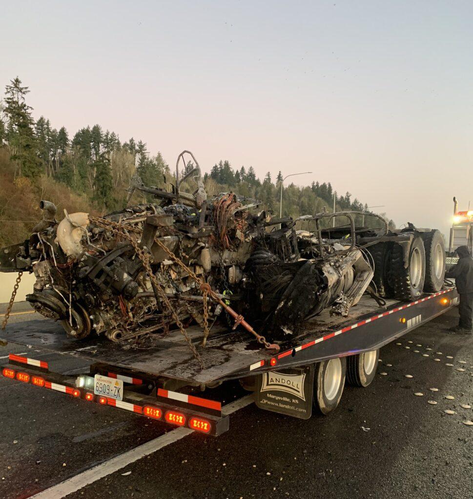 sr-167 accident, ellingson accident, fatal car accident, sr-167 backup, wsp traffic, wsp car accident, vrfa