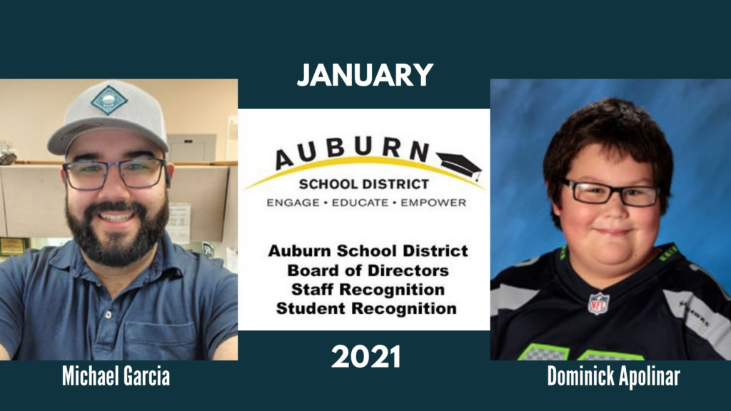 Michael Garcia, auburn wa Michael Garcia, auburn school district Michael Garcia, asd Michael Garcia, asd outstanding staff member of the month Michael Garcia, asd outstanding staff member of the month January 2021,