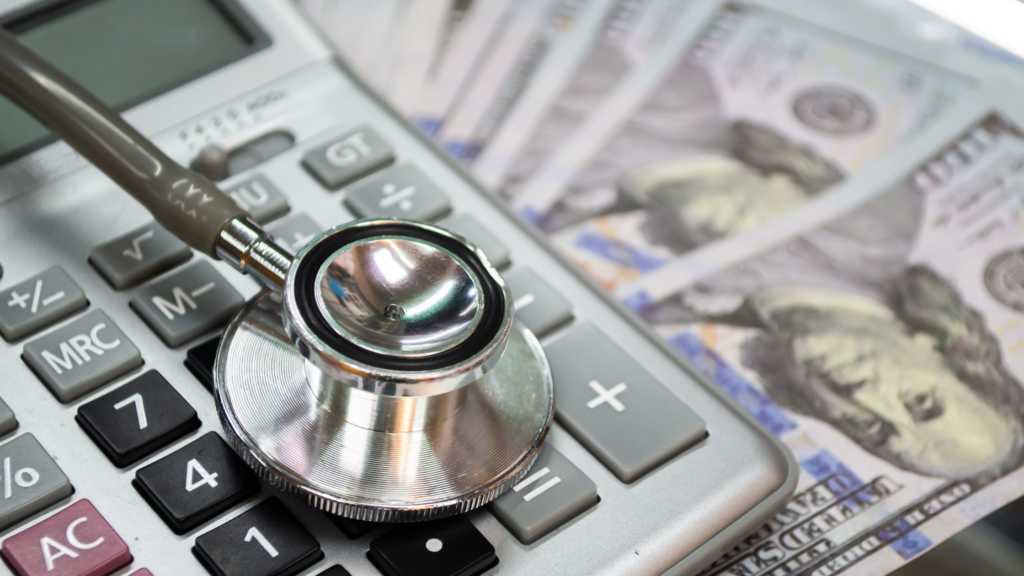 financial health, financial health check, healtrh care budget, health care costs, medical money, medical costs