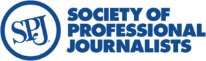 Society for professional journalists logo
