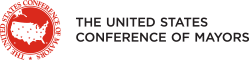 The standard logo for the United States Conference of Mayors