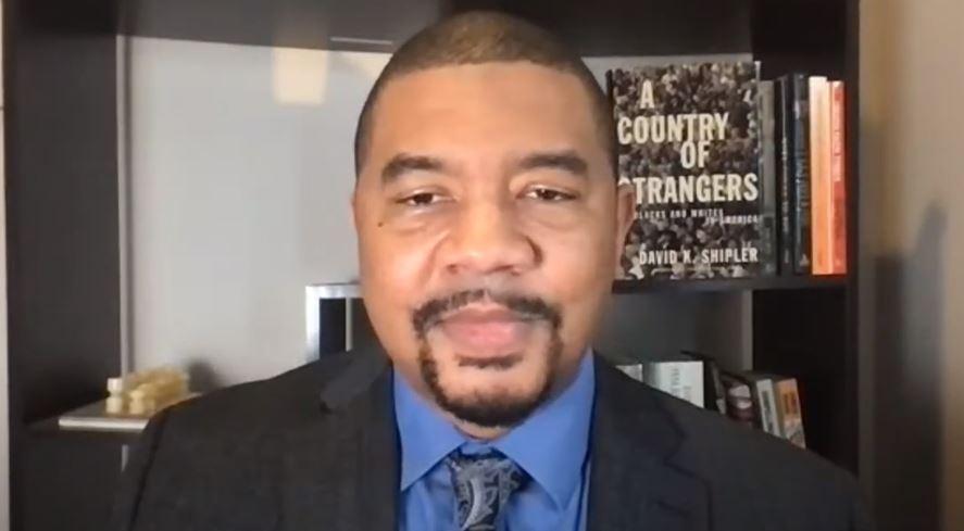 Pastor Lambert presents to the Auburn City Council via Zoom