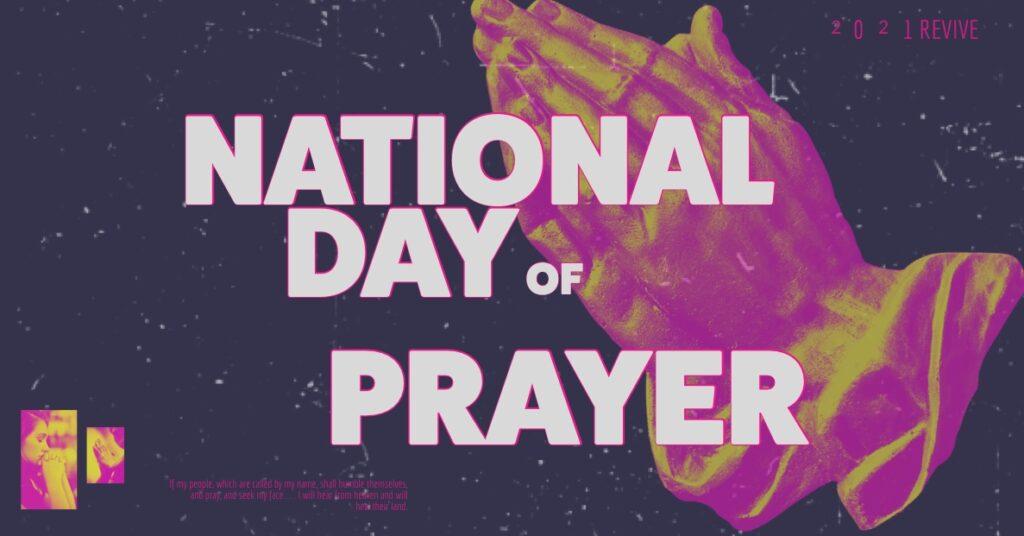 Auburn National Day of Prayer Graphic